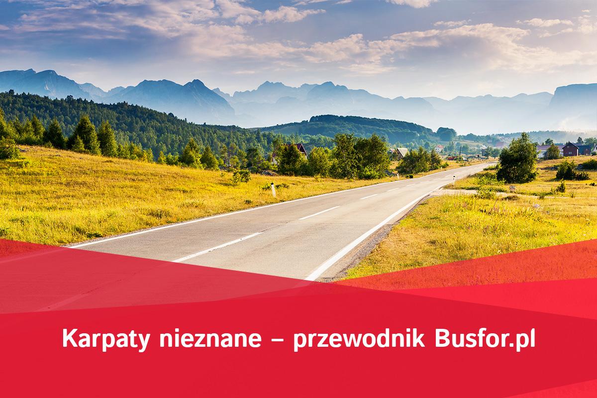 Poradnik busfor.pl - wybierz się w górską podróż