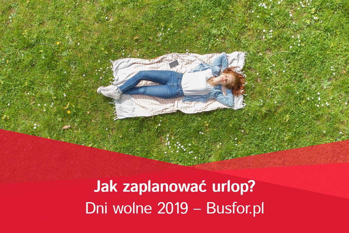 Poradnik urlopowy – Busfor.pl