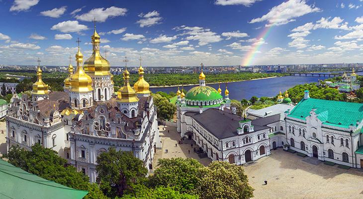 Co zobaczyć w Kijowie?