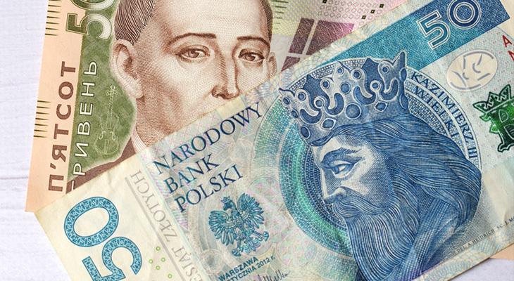 Gdzie wymienić złotówki w Kijowie?
