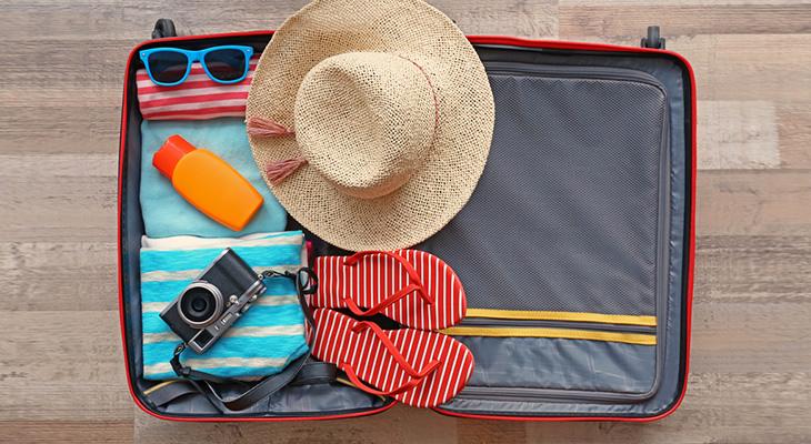 Efektywne pakowanie przed wyjazdem