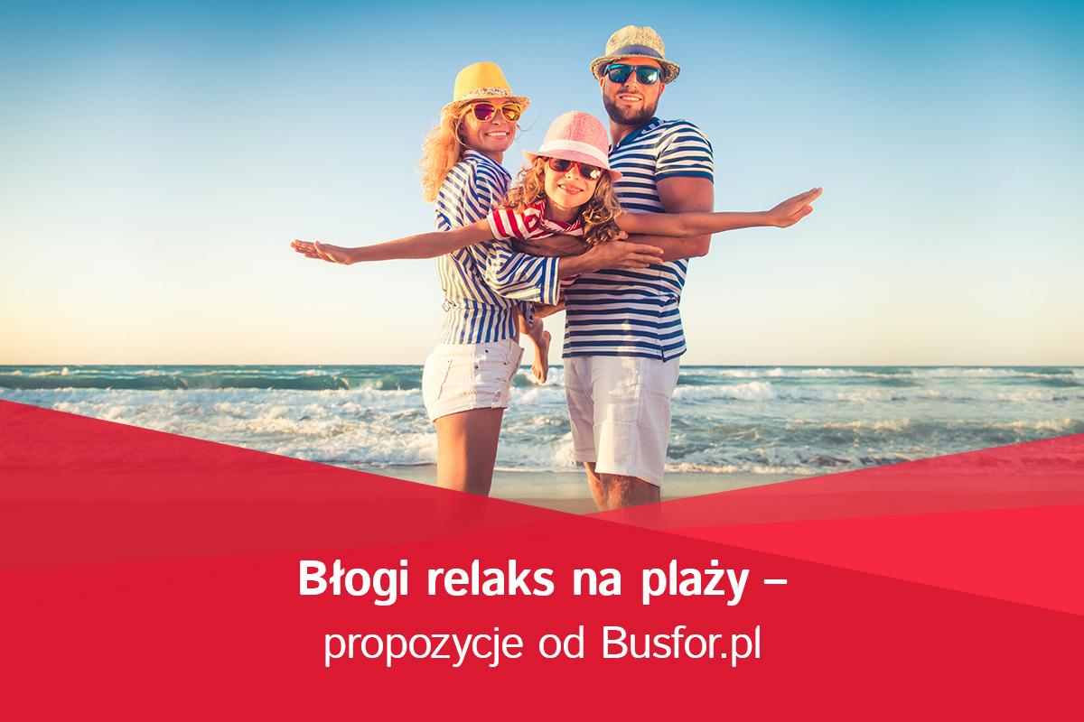 Plaże w Polsce