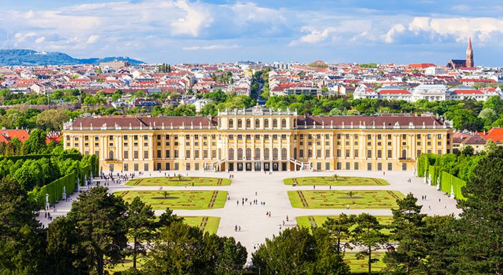 Wiedeń - Stolica Austrii