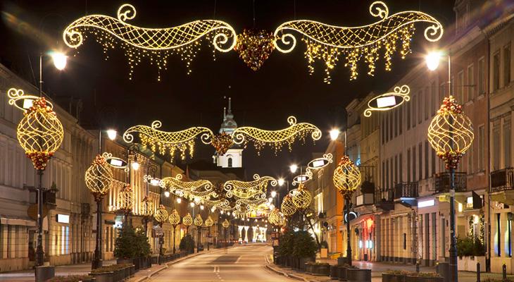 Nowy Świat zakupy w Warszawie