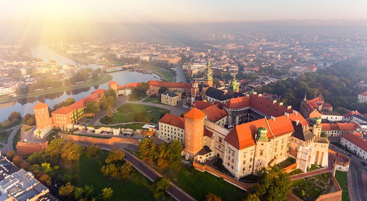Zakochaj się w Krakowie
