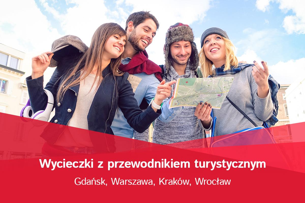 4 znanych polskich przewodników