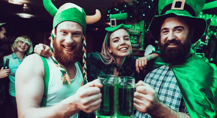 Kraków w zielonych barwach