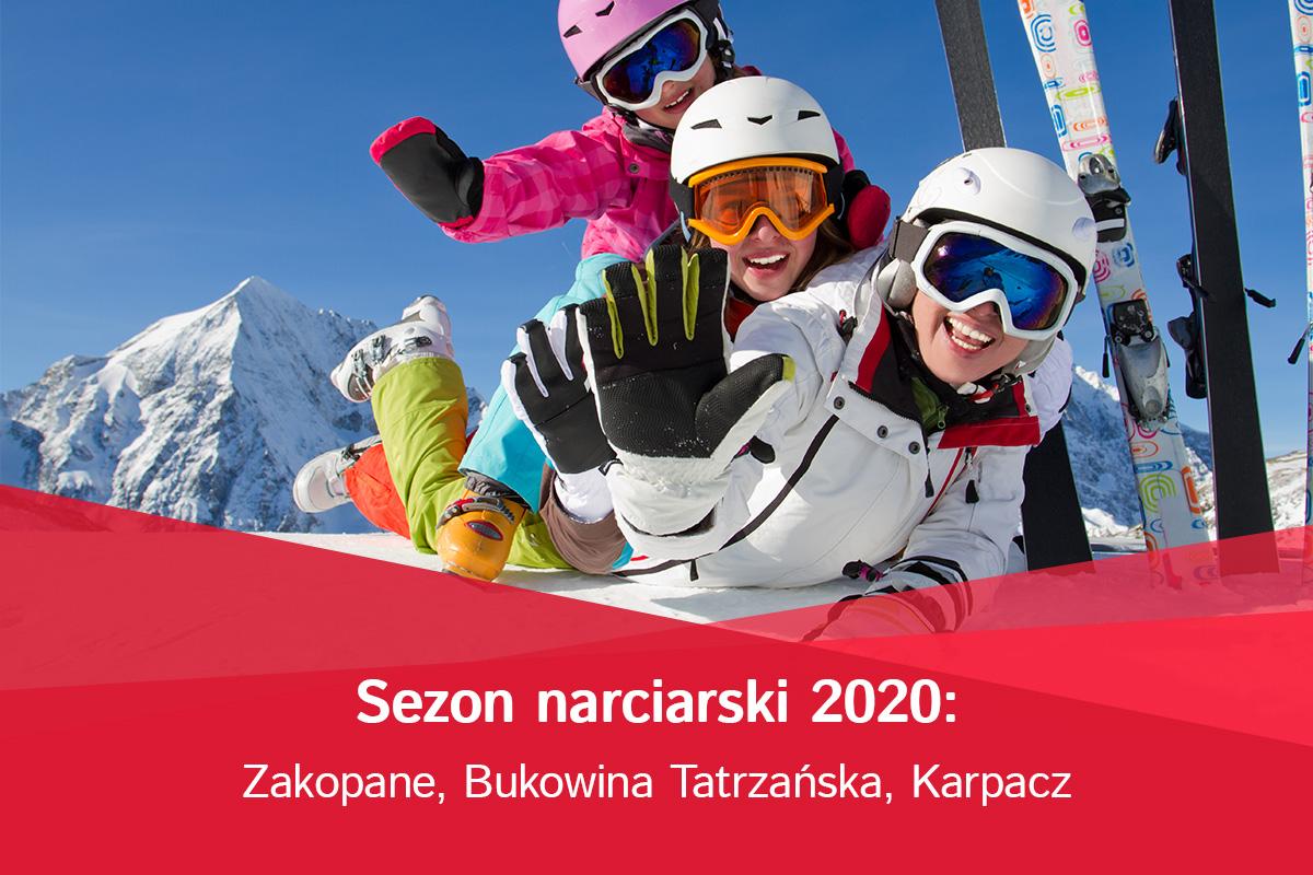 Najlepsze miejsca w Polsce na zimowy wypoczynek