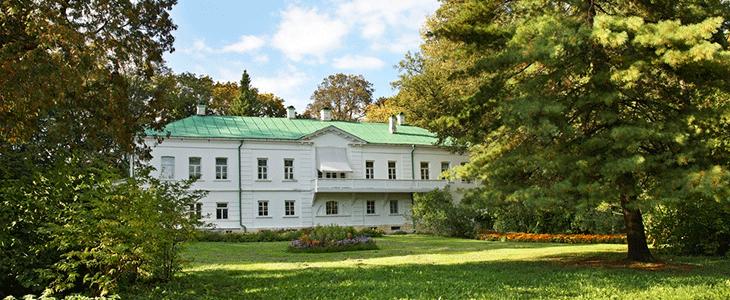 Дом Льва Толстого