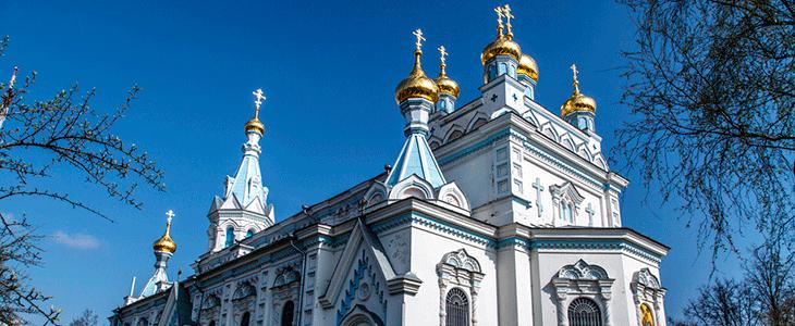 Даугавпилсский православный кафедральный собор святых благоверных князей Бориса и Глеба