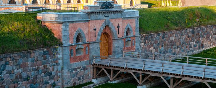 Крепость в Даугавпилсе