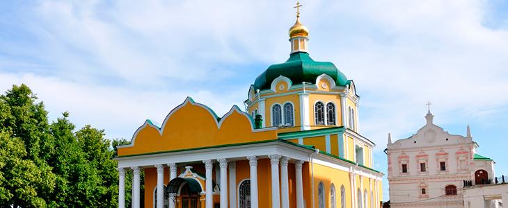 Христорождественский собор в Рязани