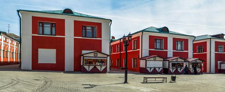 Гостиный двор в Калуге