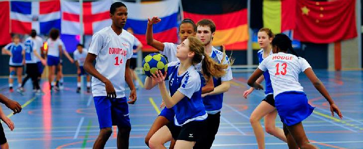 Кубок мира по корфболу 2016 с участием российской команды