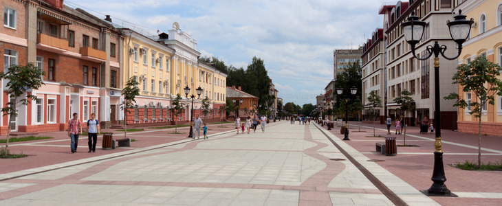 Улицы Брянска