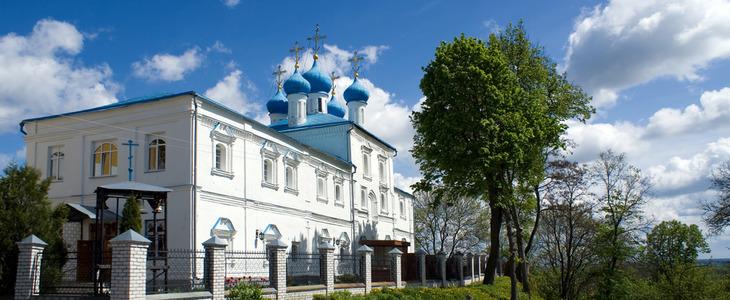 Храмы Брянска
